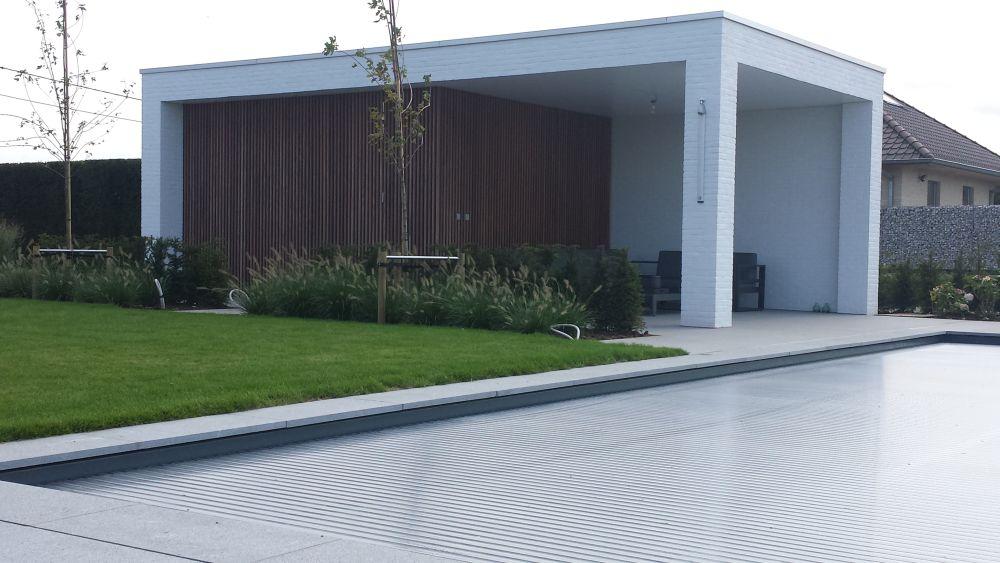 Deco tuin met zwembad maison design risofu.us
